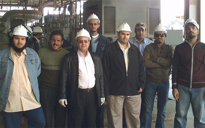 مهندسين من الخفجي  - عمليات الخفجي المشتركة